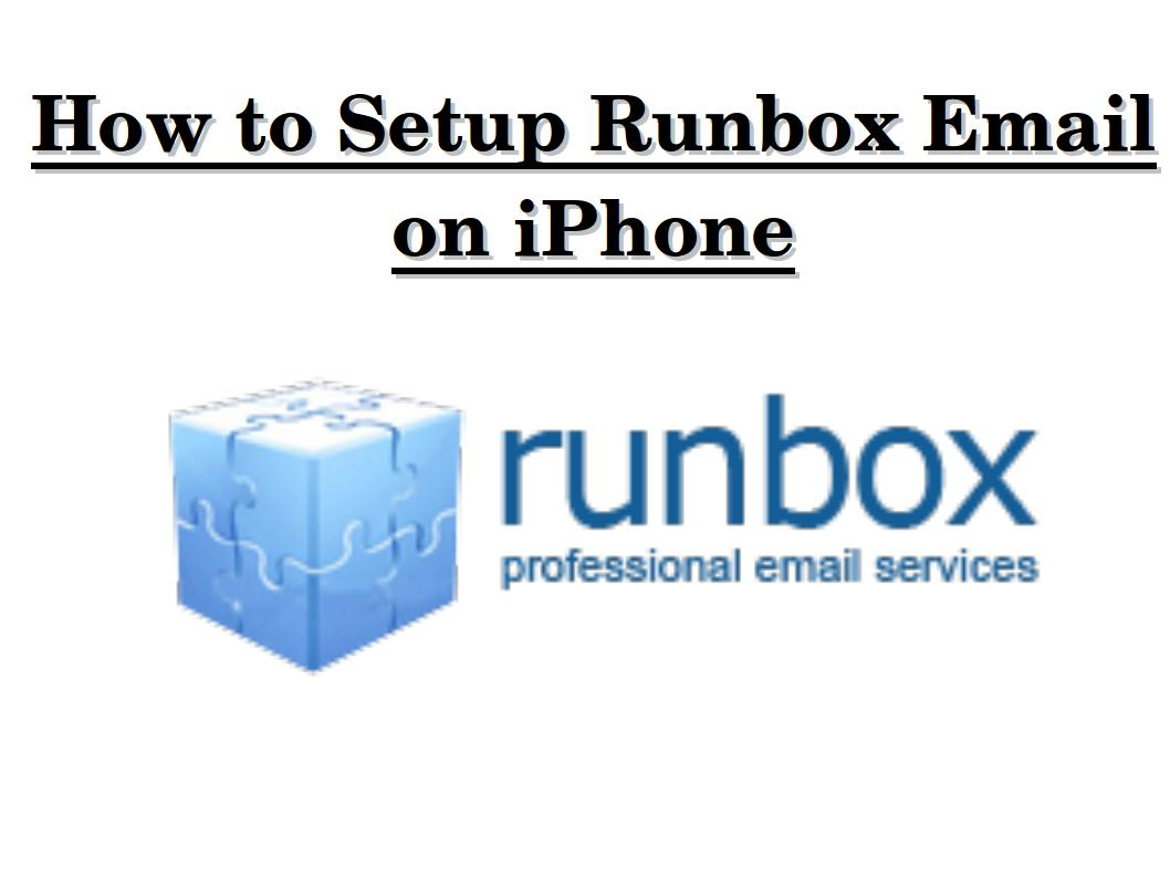 1 - 833 - 490 - 0999 how to contact Runbox Technical support